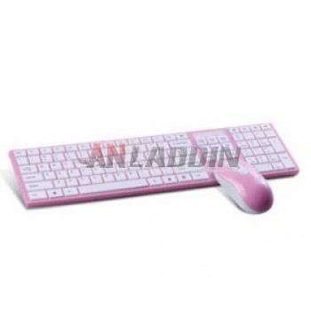Wired keyboard and mouse set