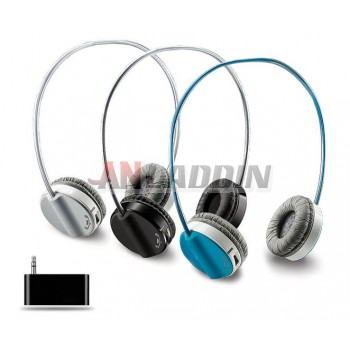 Wireless Headset Headphone with Microphone