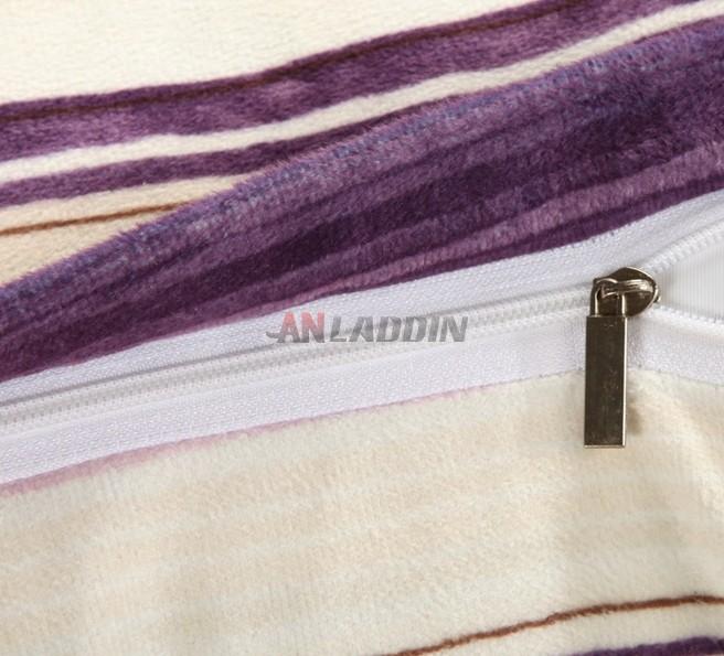 minimalist stripes pillowcase