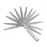 0.05-1.00mm 13 piece feeler gauge / professional measuring tools