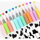 0.38mm Cow patterns gel pen
