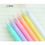 0.38mm fruit color gel pen