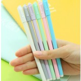 0.5mm 15.5cm Matte gel pen