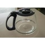 0.6L glass coffee pot