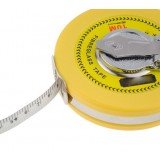 10-50M fiberglass leather tape measure
