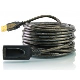 10 meters USB extension cable / high-speed USB2.0 with signal amplifier