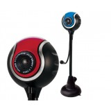 10MP Sucker type HD video PC Webcam with MIC