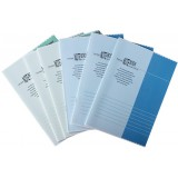 10pcs 31 pages Student's classic notebook