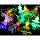 10pcs LED Christmas Lights