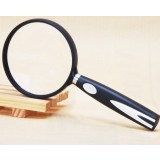 10X 7.5cm reading handheld magnifying glass