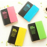 11.5 * 9.7cm English words notebook