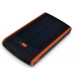 12000 mAh solar laptop mobile power supply 12V / 16V / 19V