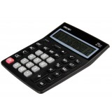 12 digits big screen solar calculator