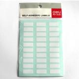 12pcs handwritten self-adhesive labels