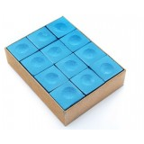 12pcs ordinary billiard cue chalks