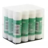 12pcs PVA cylindrical solids glues