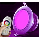 12W Smart Remote Control Colorful LED ceiling lights