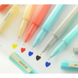 14.6cm fruit color gel pen