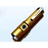 14500 Rechargeable Q5 Mini LED Flashlight