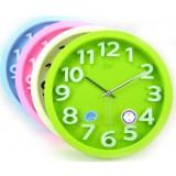 14 inch 3D creative wall clock