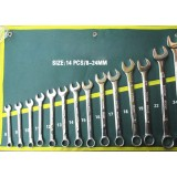 14 pieces Wrench Tool Set