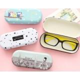 15.5 * 6.5cm tinplate glasses box