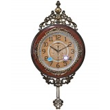 16 inch swing wall clock