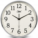 16 inches modern round wall clock