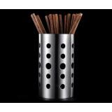 17.5cm stainless steel chopsticks holder
