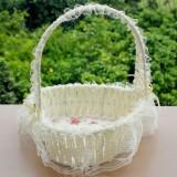 17 ~ 20.5cm Flower Girl Baskets