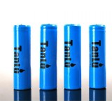 18650 3.7V rechargeable lithium battery / batteries for light flashlight