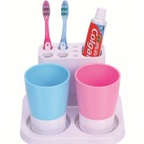18cm lovers toothbrush holder