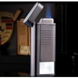 1.1cm Ultrathin blue flame windproof lighter