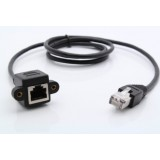 1.5 m network cable extension cable / RJ45 extension cable