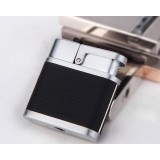 1.6cm Ultrathin zinc alloy windproof lighter