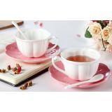 200ml Cherry blossoms ceramic mug