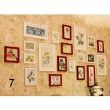20pcs DIY creative photo frames set