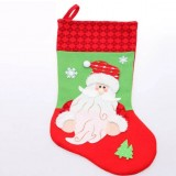 24 * 40cm Santa Claus Christmas Stocking