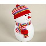 25-35cm Christmas Snowman