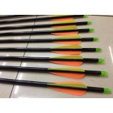 25pcs 82cm training arrows bolts
