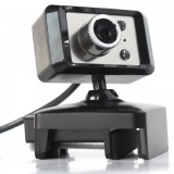 260 Usb 8MP HD Webcam PC Camera with Microphone