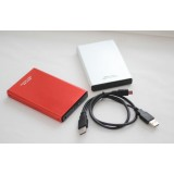 2.5 inches USB2.0 SATA HDD Enclosure