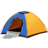 2 persons 170T silver tape camping tent