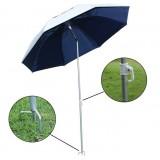2M 3 sections UV protection fishing umbrella