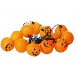 2M Halloween pumpkin serial lights