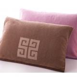 2pcs 80 * 52cm thicker cotton pillow towels