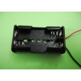 2pcs AA Battery Case 3V