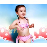 2pcs Children stars bikini swimwear