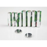 2pcs CR2032 button battery +4 pcs AA carbon battery +4 pcs AAA carbon batteries