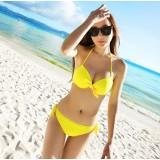 2pcs straps bikini swimwear
